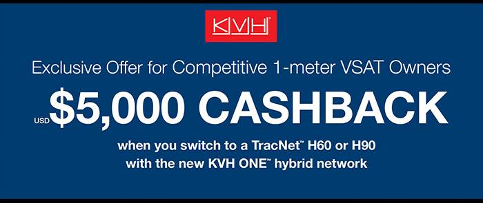 Exclusive Offer for Competitive VSAT Customers