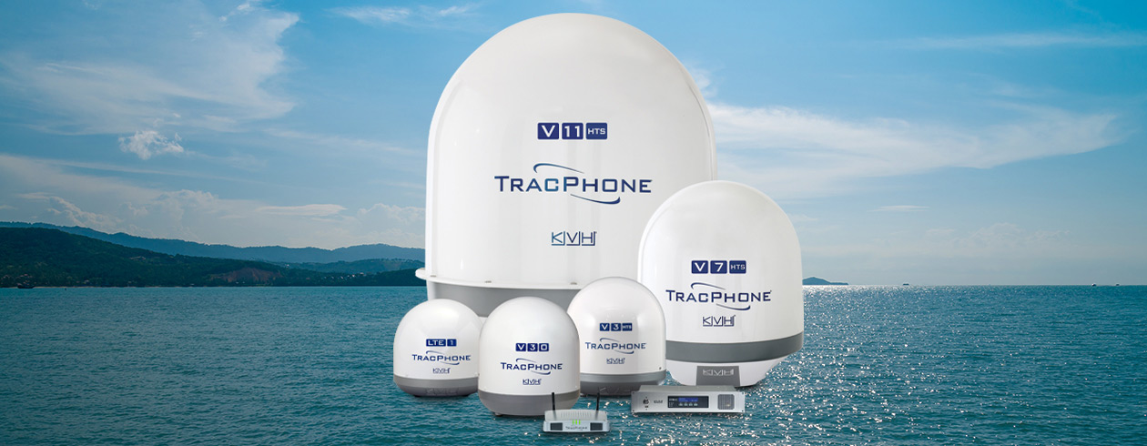 TracPhone HTS-series and TracPhone LTE-1
