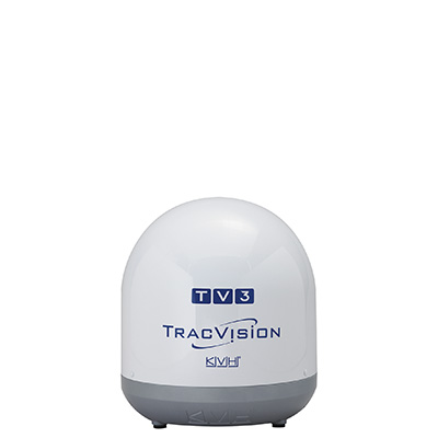 TracVision TV3 Satellite Television