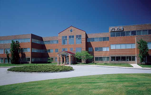 KVH Industries, Inc., World Headquarters, Middletown, RI, U.S.A.